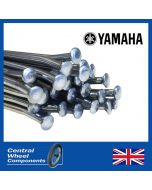 Polished Stainless Steel Spokes