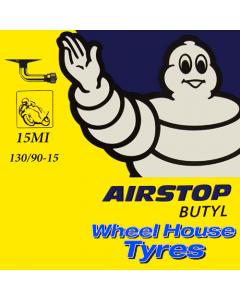Michelin Tube 130/90-15 90 Deg Angle Valve