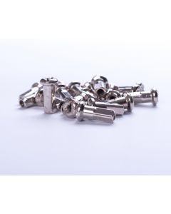 Nickel Plated Steel Nipples