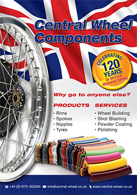 Classic Brochure Cover