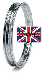 CWC British Chrome Rim