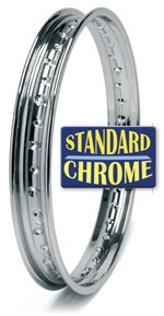 Standard Chrome Rims