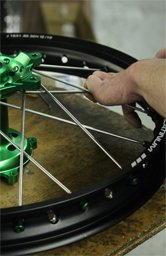 Wheel Building Image